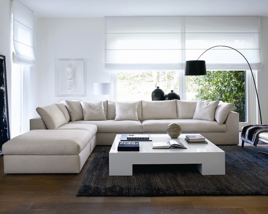 Wonderful Fashionable Large Low White Coffee Tables Throughout White Low Large Square Coffee Table (View 37 of 50)