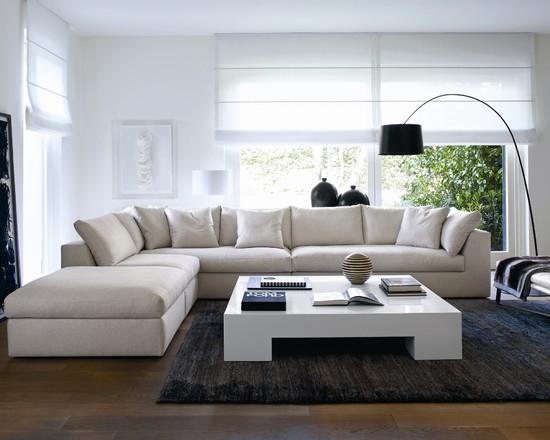 Wonderful Fashionable Large Low White Coffee Tables Throughout White Low Large Square Coffee Table (Image 47 of 50)