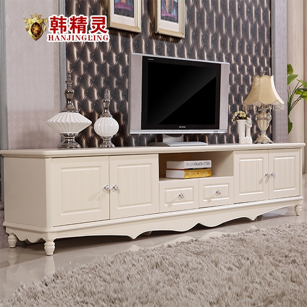 Wonderful Fashionable Long White TV Cabinets Within Online Shop Fairy Rustic Tv Cabinet Fashion Cabinet Ivory White (Image 50 of 50)