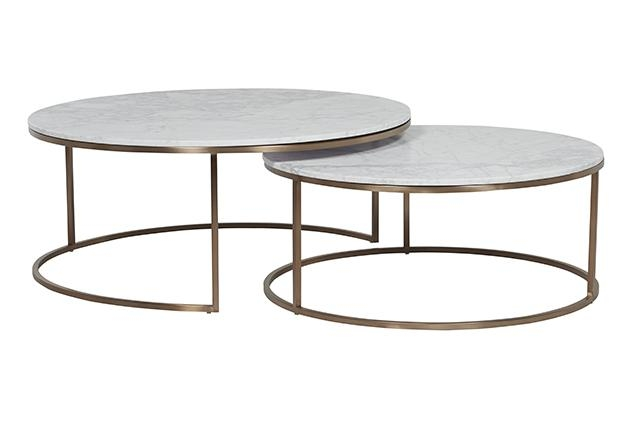Featured Image of Marble Round Coffee Tables