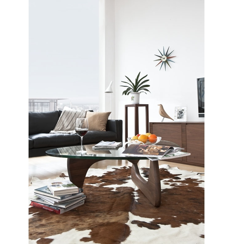 Wonderful Fashionable Noguchi Coffee Tables Within Modern Noguchi Coffee Table Original (Image 35 of 40)