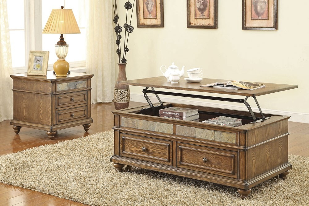 Wonderful Favorite Coffee Tables With Lift Top Storage Inside Lift Top Storage Coffee Table (View 29 of 50)
