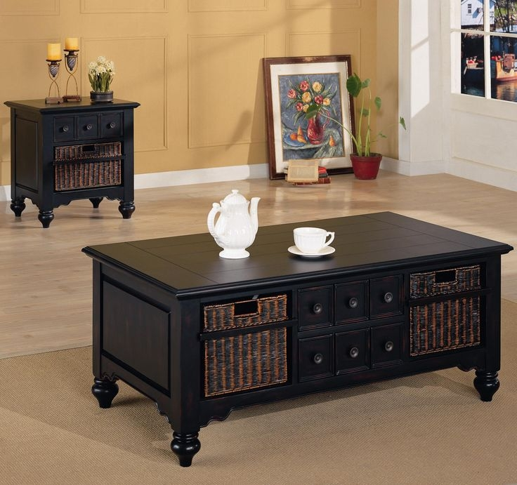 Wonderful Favorite Dark Wood Chest Coffee Tables Within Best 25 Coffee Table With Storage Ideas Only On Pinterest (Photo 29 of 50)