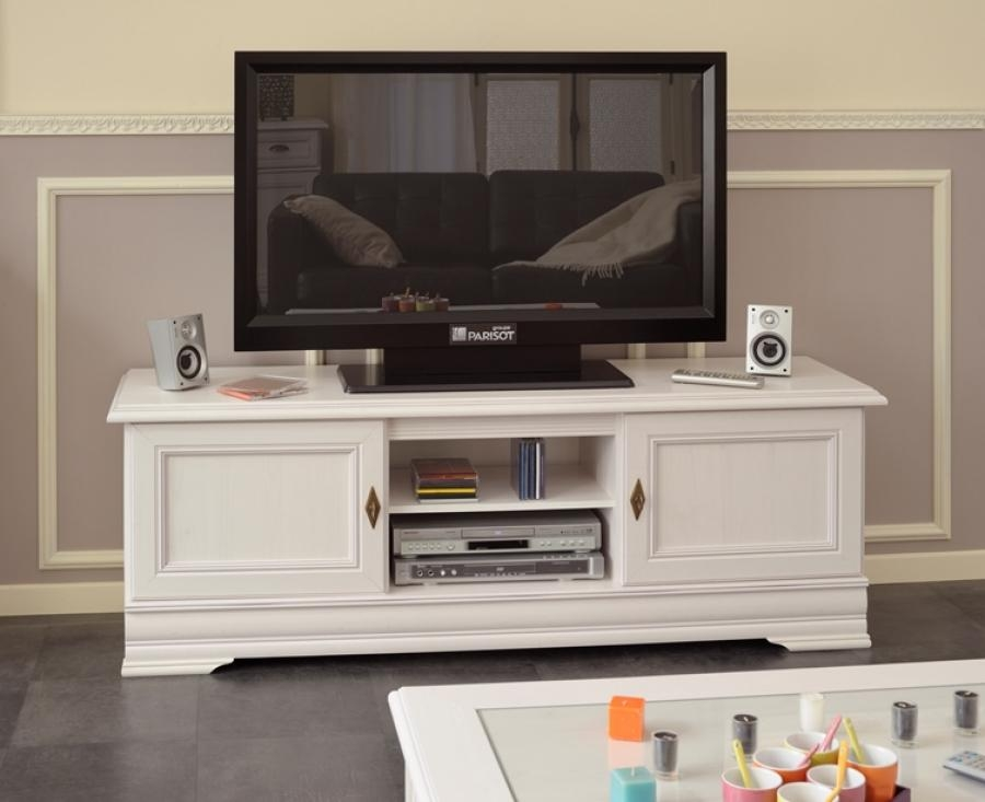 Wonderful Favorite French Style TV Cabinets Regarding Eloise Contemporary French Farmhouse Style Tv Cabinet (Image 45 of 50)