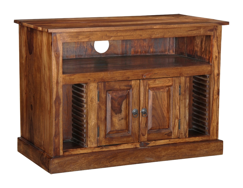 Wonderful Favorite Sheesham TV Stands Pertaining To Jali Tv Cabinet Trade Furniture Company (Image 50 of 50)