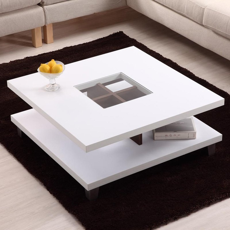 Wonderful Favorite Square Coffee Tables With Storage Cubes Intended For Four Cubes Coffee Table With Storage Optimizing Home Decor Ideas (Image 35 of 40)