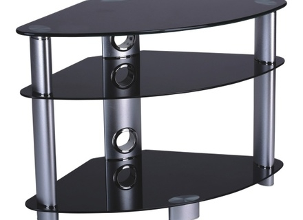 Wonderful Favorite Techlink Riva TV Stands Regarding Techlink Riva Corner Flat Panel Tv Stand For Screens Up To 42 In (Image 48 of 50)