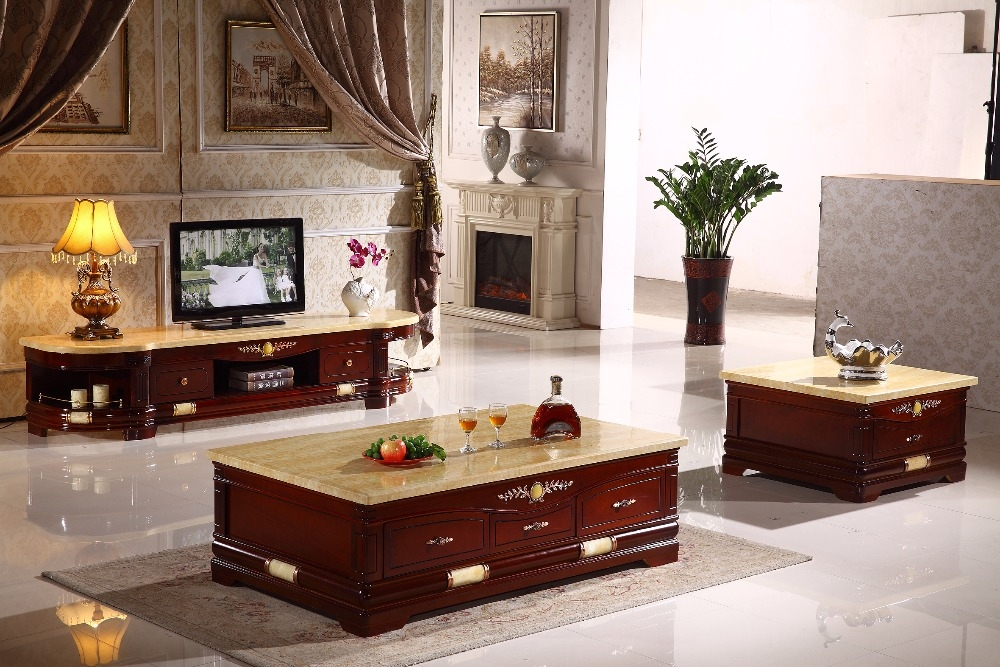 Wonderful Favorite TV Stand Coffee Table Sets Intended For Online Buy Wholesale Tv Stand Coffee Table Set From China Tv Stand (Image 49 of 50)