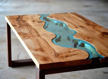 Wonderful Favorite Wooden And Glass Coffee Tables Intended For Wooden And Glass Coffee Table Jerichomafjarproject (View 15 of 50)