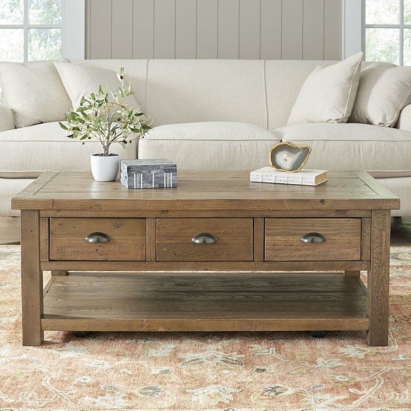 Wonderful High Quality Birch Coffee Tables Regarding Seneca Coffee Table Reviews Birch Lane (Image 49 of 50)