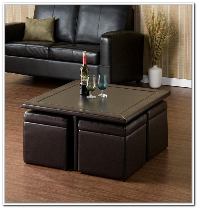Wonderful High Quality Brown Leather Ottoman Coffee Tables With Storages With Amazing Ottoman Coffee Table With Storage Best Ideas About Leather (Image 39 of 40)