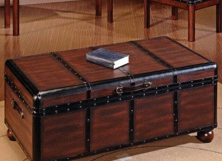 Wonderful High Quality Dark Wood Chest Coffee Tables In Dark Wood Chest Coffee Table Modern Coffee Tables Wooden Trunk (View 19 of 50)