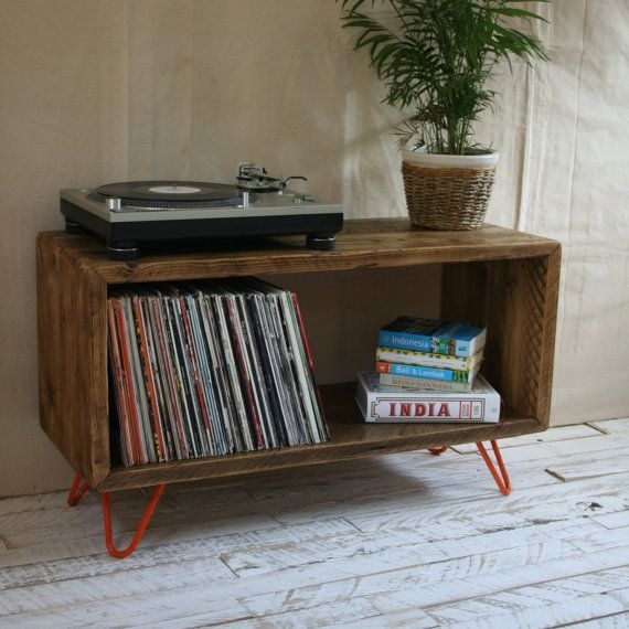 Wonderful High Quality Hairpin Leg TV Stands In Best 20 Industrial Tv Stand Ideas On Pinterest Industrial Media (Image 46 of 50)