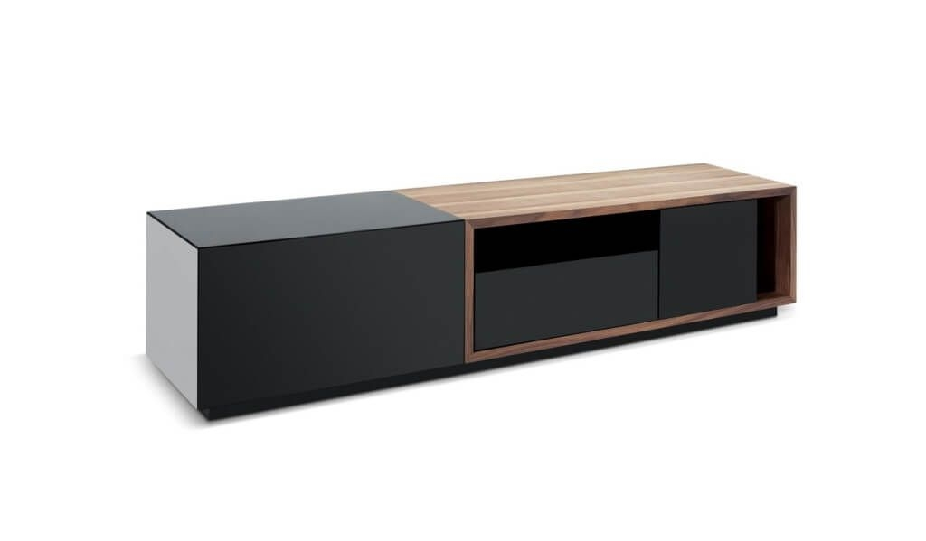 Wonderful High Quality Modern Low TV Stands Within Furniture Breathtaking Wooden Modern Tv Stands With Open Drawer (View 45 of 50)