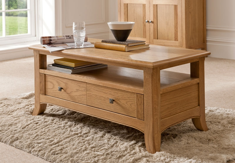 Wonderful High Quality Range Coffee Tables For Oak Coffee Tables (Image 49 of 50)