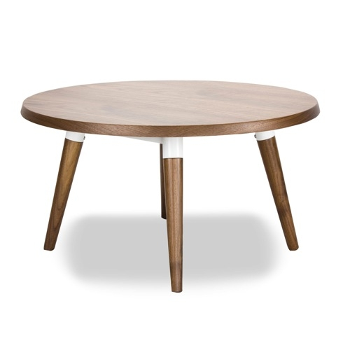 Wonderful Latest Dark Wood Round Coffee Tables Within Coffee Table Interesting Round Wooden Coffee Table Ideas Round (Image 48 of 50)