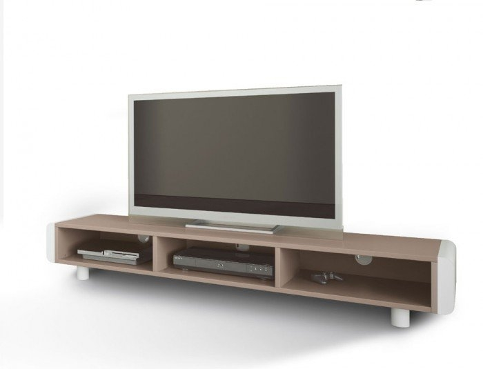 Wonderful Latest Long Low TV Cabinets Intended For Schnepel Elf Line Elf L170 Open Low Profile Tv Cabinet (Image 45 of 50)