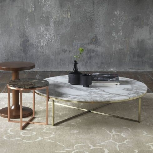 Wonderful Latest Marble Round Coffee Tables In Best 25 Marble Coffee Tables Ideas On Pinterest Marble Top (View 5 of 50)