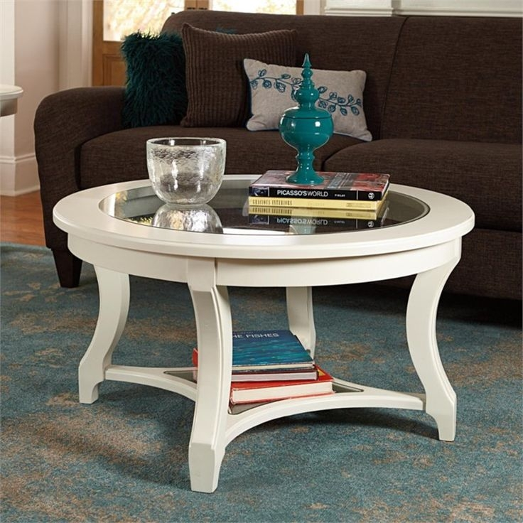 Wonderful Latest Round Glass And Wood Coffee Tables In Best 25 Round Glass Coffee Table Ideas On Pinterest Ikea Glass (View 50 of 50)