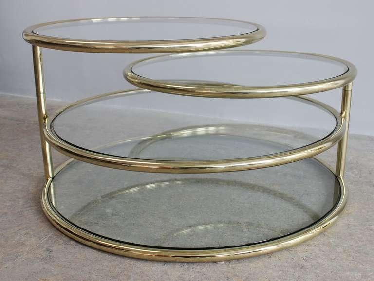 Wonderful Latest Round Swivel Coffee Tables Within Round Swivel Coffee Table (Image 49 of 50)