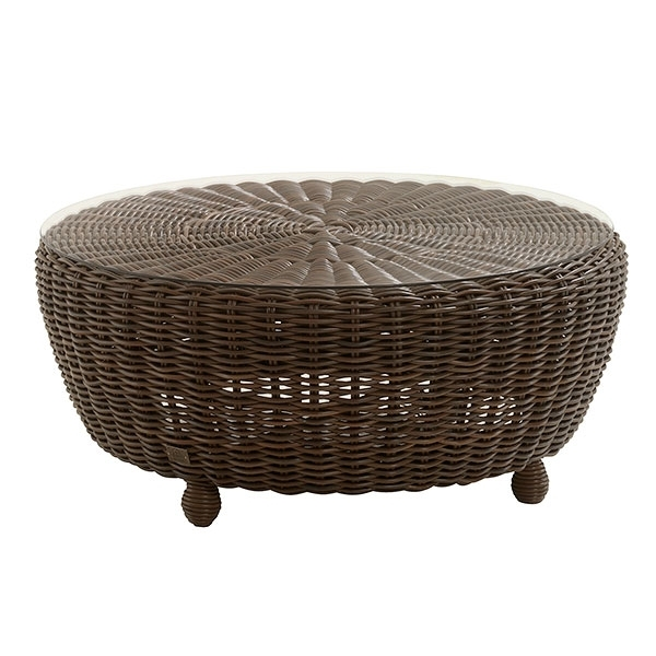 Wonderful Latest Round Woven Coffee Tables Throughout Coffee Table Best Production Rattan Coffee Tables Indoor Wicker (Image 50 of 50)