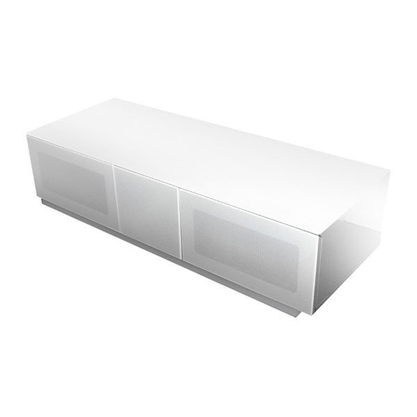 Wonderful Latest Small White TV Cabinets Inside Alphason Element 1250 High Gloss White Tv Cabinet (Image 48 of 50)