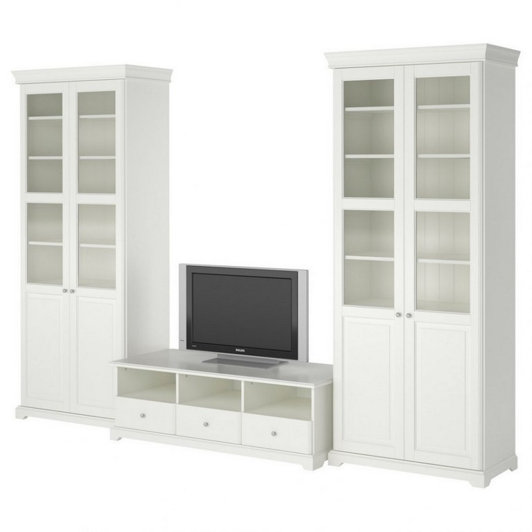Wonderful Latest Small White TV Stands For Small White Tv Stands (Image 45 of 50)