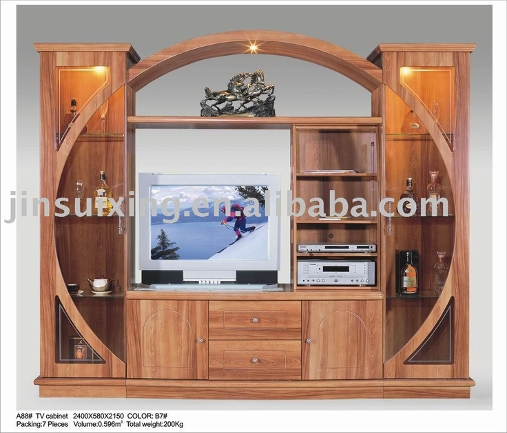 Wonderful Latest Wooden TV Cabinets With 12 Best Tv Cabinets Images On Pinterest (View 31 of 50)