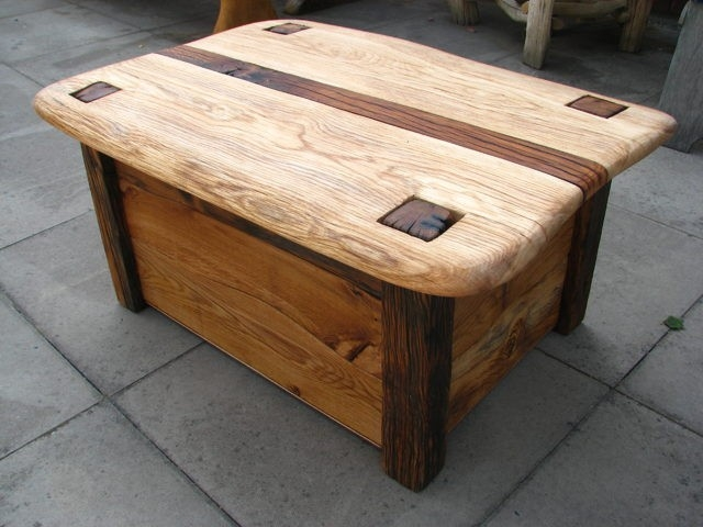 Wonderful New Blanket Box Coffee Tables With Driftwood Blanket Box Coffee Table (Image 50 of 50)