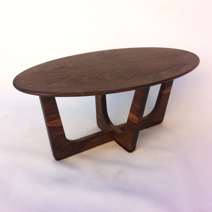 Wonderful New Coffee Tables With Oval Shape Regarding 24 Best Interesting Furniture Images On Pinterest (View 37 of 50)