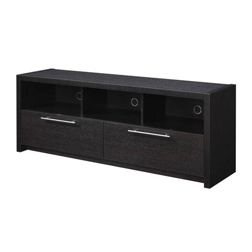 Wonderful New Expresso TV Stands Pertaining To Espresso Tv Stand Bellacor (Image 46 of 50)