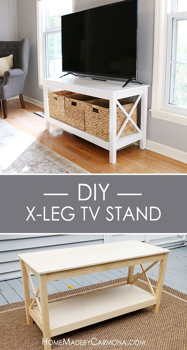 Wonderful New Hairpin Leg TV Stands Throughout Best 25 Diy Tv Stand Ideas On Pinterest Restoring Furniture (Image 47 of 50)