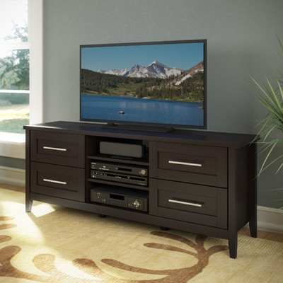 Wonderful New Hokku TV Stands Inside Hokku Designs Jackson 59 Tv Stand Reviews Wayfair (View 3 of 50)