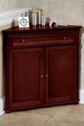 Wonderful New Wooden Corner TV Cabinets In Corner Tv Cabinets With Doors Foter (Image 47 of 50)