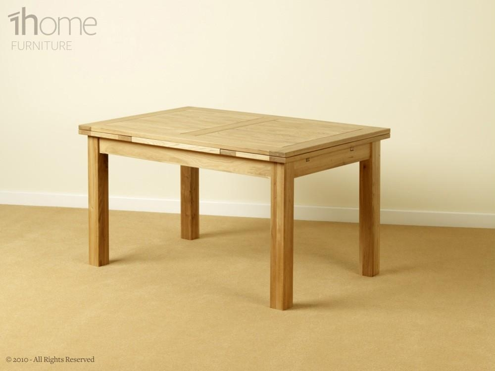 Wonderful Oak Extending Dining Table Extending Oak Dining Tables Pertaining To Extending Solid Oak Dining Tables (Image 20 of 20)