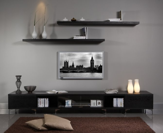 Wonderful Popular Contemporary Wood TV Stands With 11 Best Tv Stands Images On Pinterest Tv Stands Tv Walls And (Image 46 of 50)