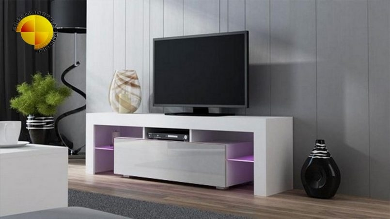 Wonderful Popular Cream TV Cabinets Throughout Furniture Corner Tv Stand For 32 Inch Flat Screen Corner Tv (Image 48 of 50)