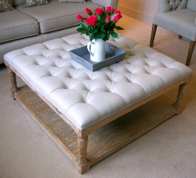 Wonderful Popular Fabric Coffee Tables Regarding Best 25 Upholstered Coffee Tables Ideas On Pinterest (View 23 of 50)