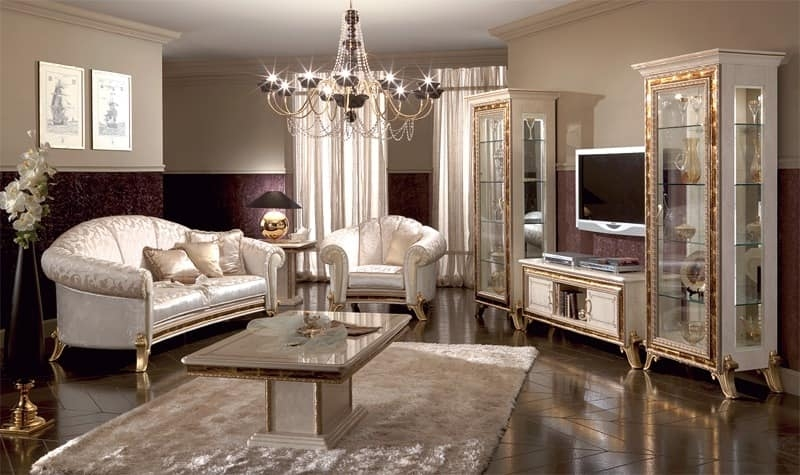 Wonderful Popular Gold TV Stands With Regard To Furniture Tv Cabinets Idfdesign (View 16 of 50)