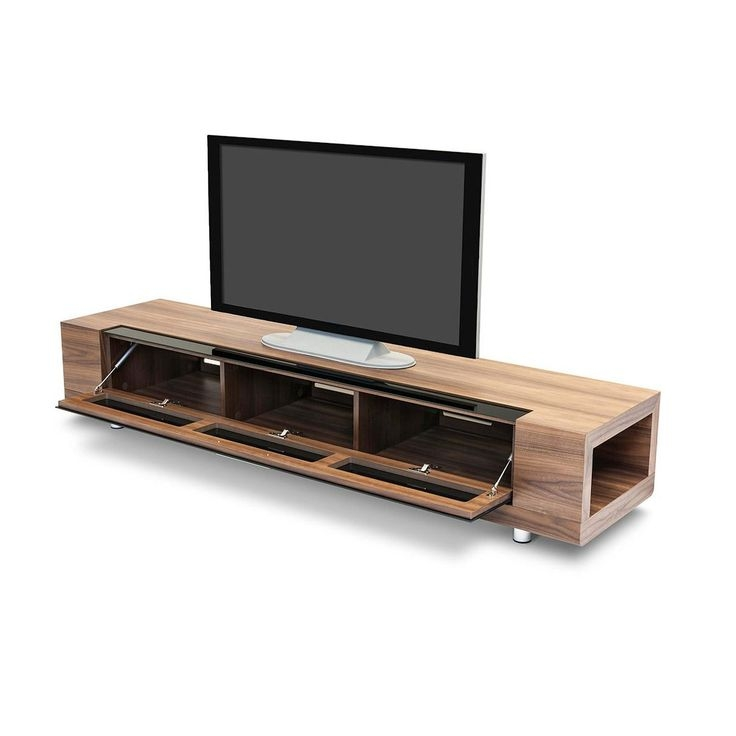 Wonderful Popular Low Long TV Stands Throughout Best 10 Unique Tv Stands Ideas On Pinterest Studio Apartment (Image 50 of 50)
