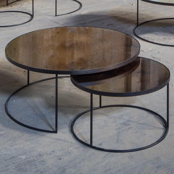 Wonderful Popular Nest Coffee Tables Intended For Nesting Coffee Tables (Image 49 of 50)