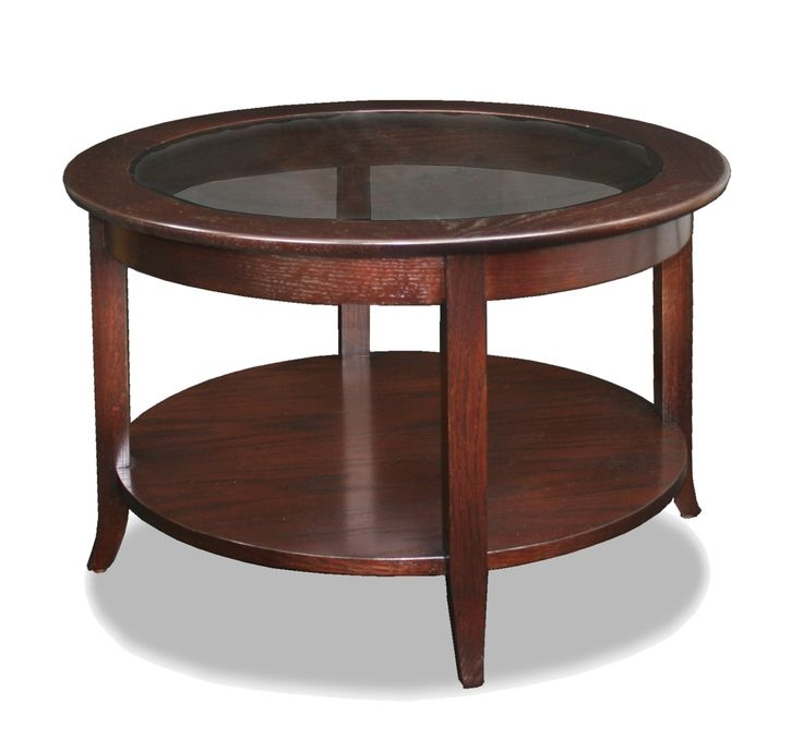 Wonderful Popular Round Glass And Wood Coffee Tables Throughout Best 25 Round Wood Coffee Table Ideas On Pinterest Tree Trunk (Image 50 of 50)