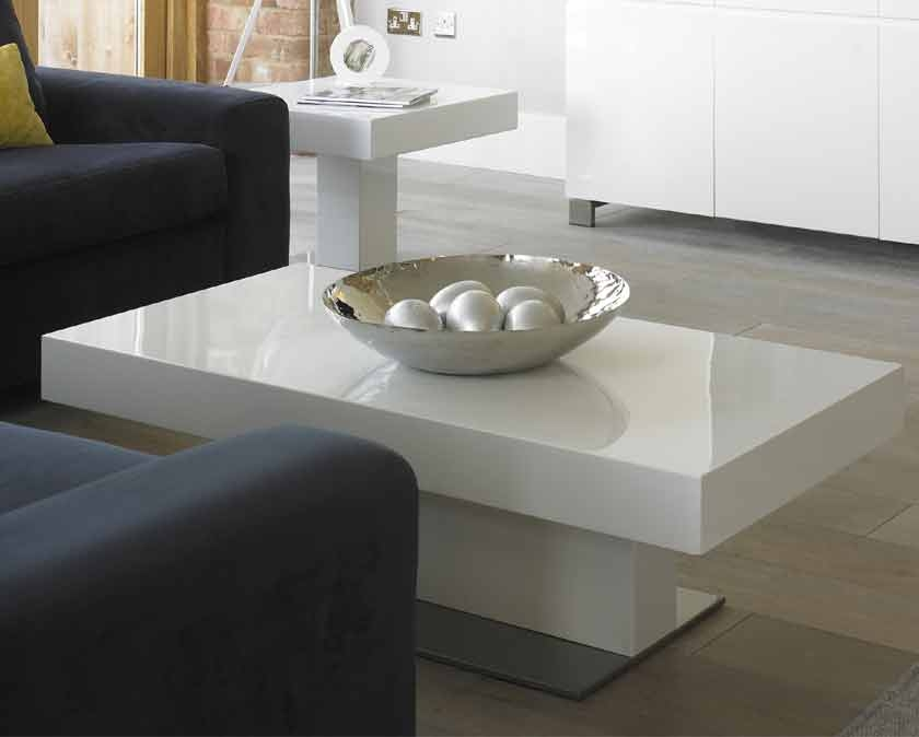 Wonderful Popular Round High Gloss Coffee Tables Within White Gloss Coffee Table Stunning Round Coffee Table For Large (View 14 of 50)