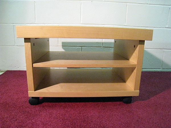 Wonderful Popular Small TV Stands On Wheels With Regard To Tv Stand Usable For Small Aquarium Archive Diyfishkeepers (Image 48 of 50)