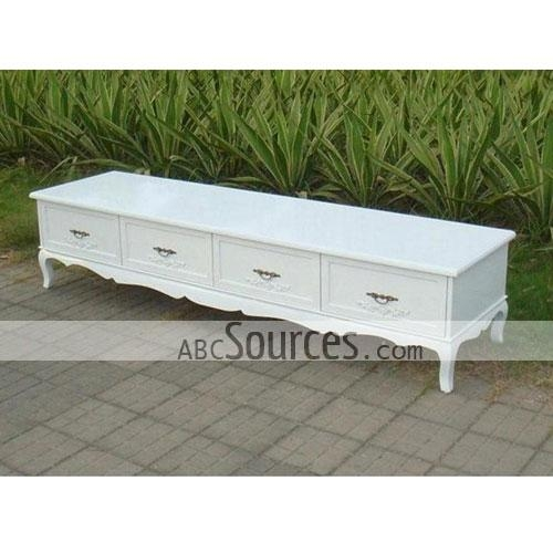 Wonderful Popular White TV Cabinets Inside Wholesale M Size 180cm White Wooden Tv Cabinet Tv Stands Tv (View 24 of 50)