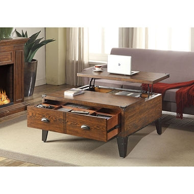 Wonderful Preferred Coffee Tables With Lift Top And Storage With Regard To Coffee Table Antique Coffee Table Lift Plans Double Lift Coffee (Image 50 of 50)