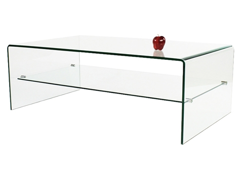 Wonderful Preferred Curved Glass Coffee Tables With Curved Glass Coffee Table With Shelf 19644 With Free Delivery (Image 46 of 50)