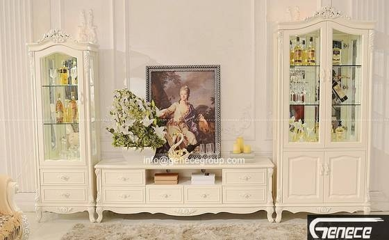 Wonderful Preferred French Style TV Cabinets Within Genece Furniture Co Ltd Sofa Sets Leather Sofa Fabric (Image 47 of 50)