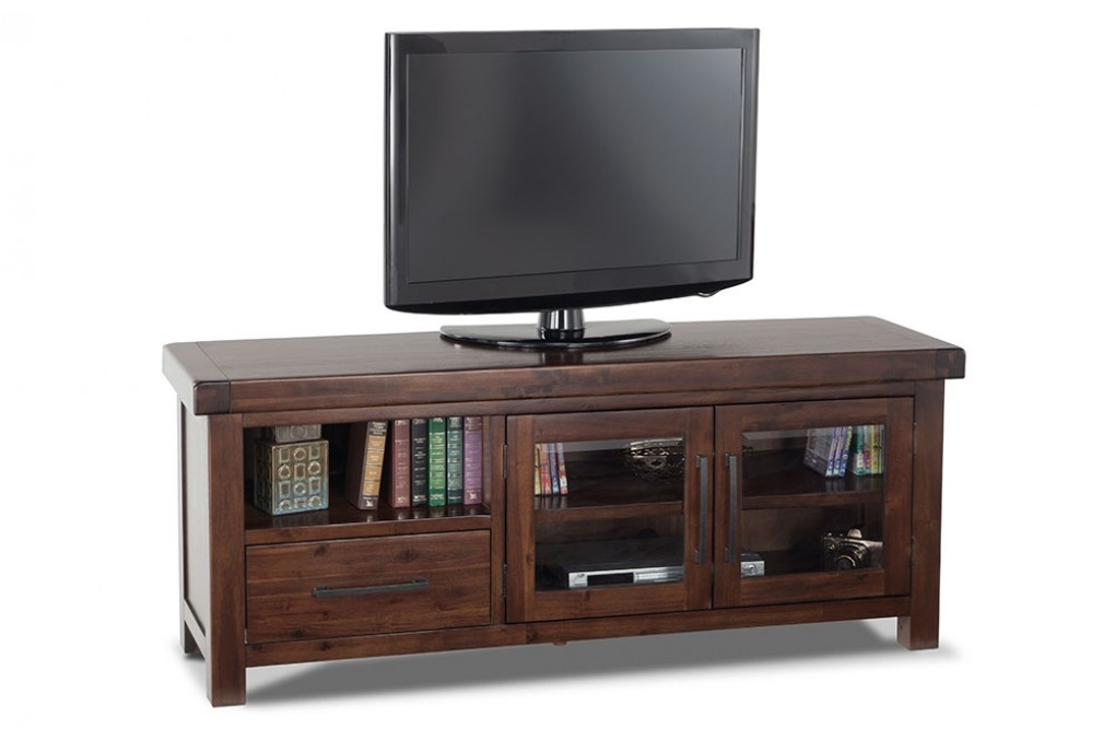 Wonderful Preferred Glass And Oak TV Stands With Regard To Tv Stands Entertainment Centers Bobs Discount Furniture (View 46 of 50)