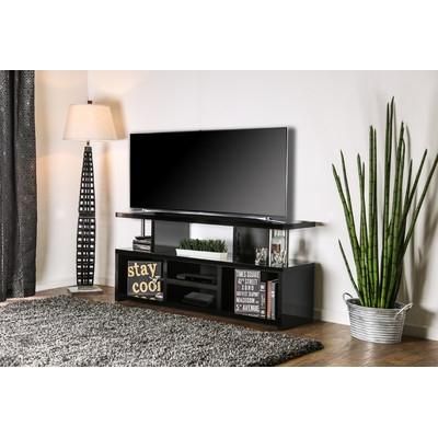 Wonderful Preferred Hokku TV Stands Throughout Hokku Designs Karl 60 Tv Stand Reviews Wayfair (View 37 of 50)